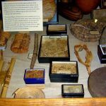 Historical artifacts proving cigar life has been enjoyed for centuries.