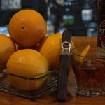 Sometimes the best fall cocktails and cigars include a well-made Old Fashioned.