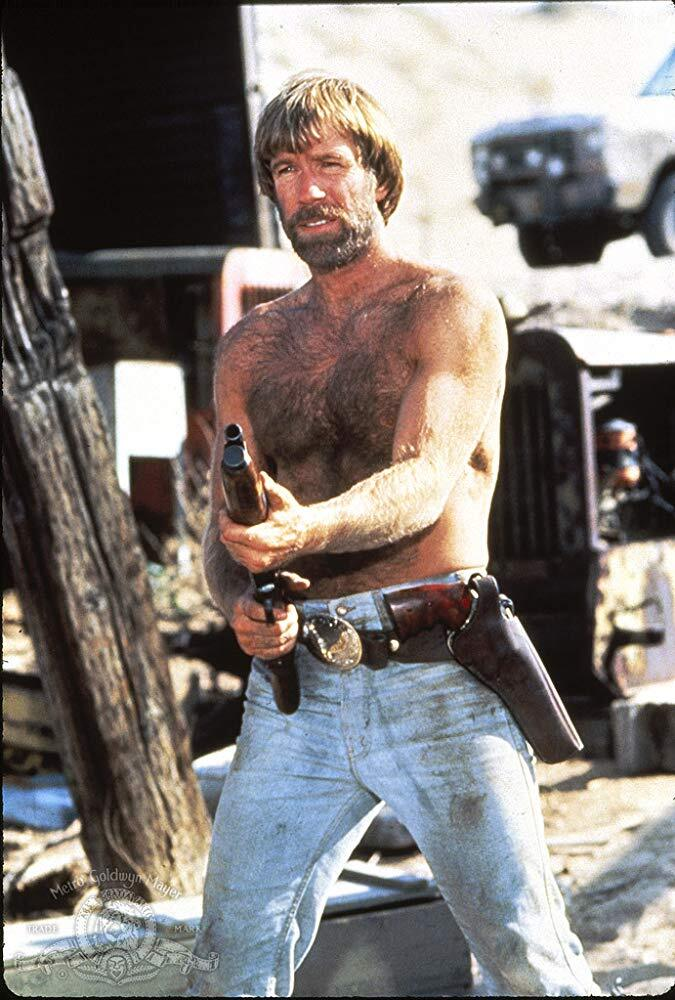 An image of Chuck Norris