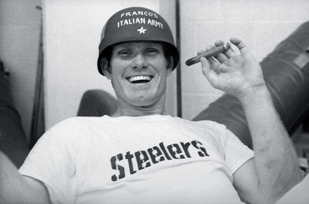 Terry Bradshaw loves his prized cigars