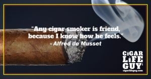 Best Cigar quote by Alfred de Musset