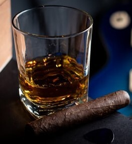 The perfect pairing: bourbon and cigars