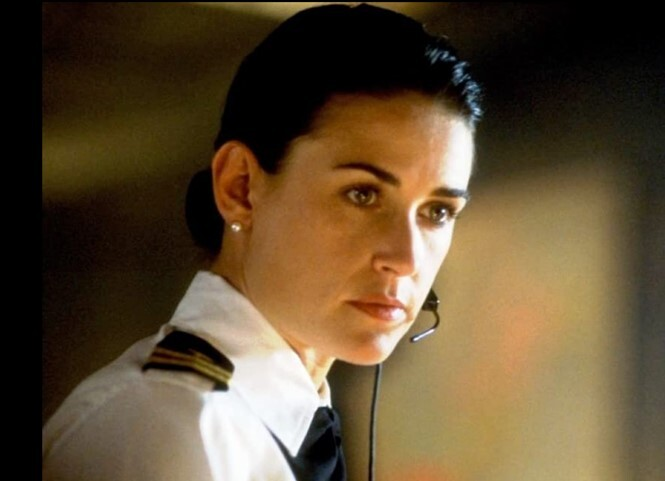 Cigar lady, Demi Moore from G.I. Jane.