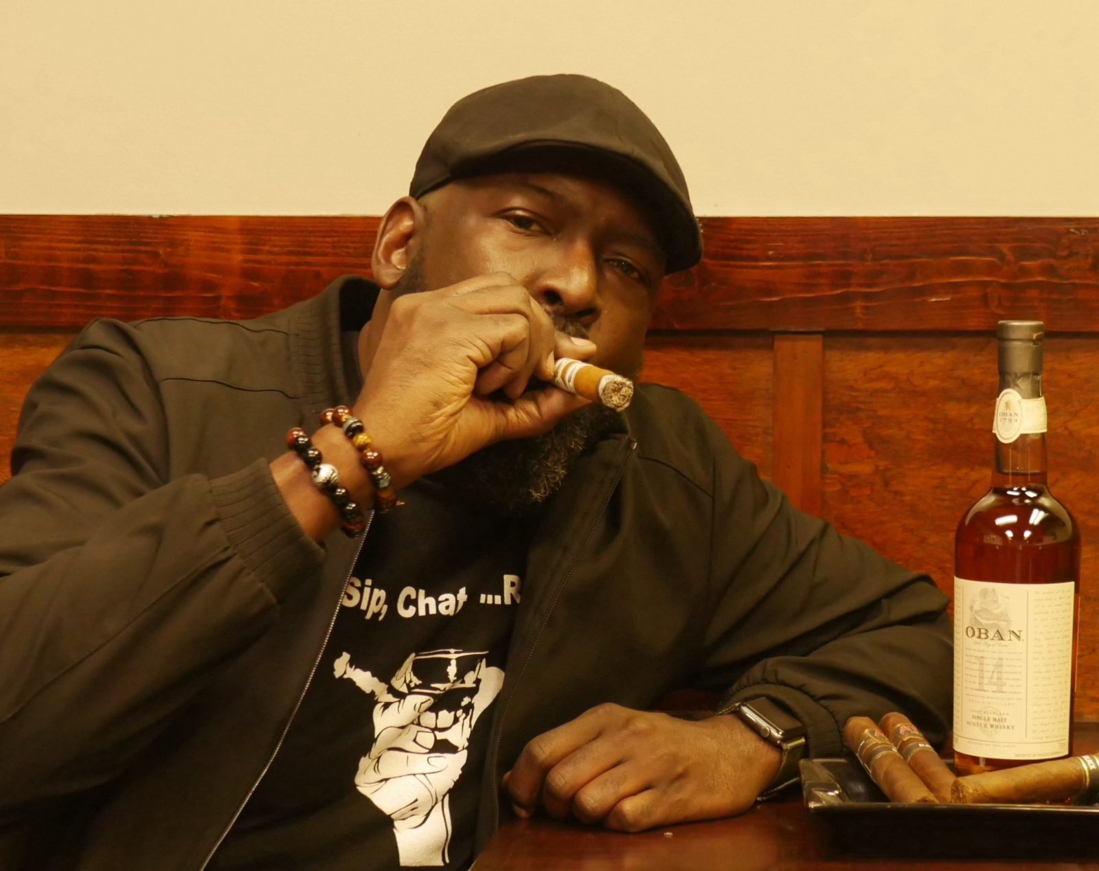 Reggie Kimble of The Stickman podcast offers one of many great cigar podcasts you can enjoy