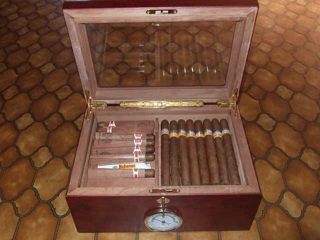 Choosing cigar humidors goes beyond the box