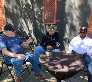 Boston Jimmie and friends at Atlanta Cigar Experience